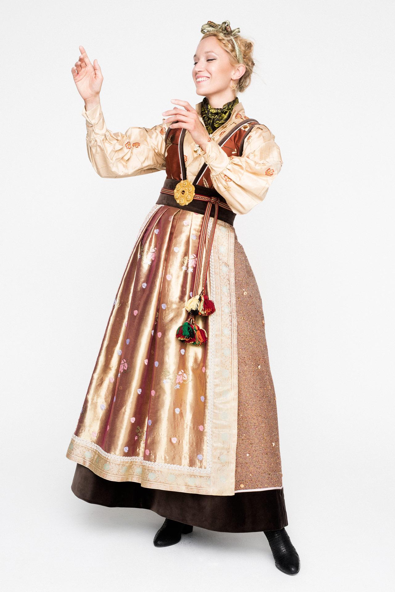Fantasistakk Eva Lie Design 18047