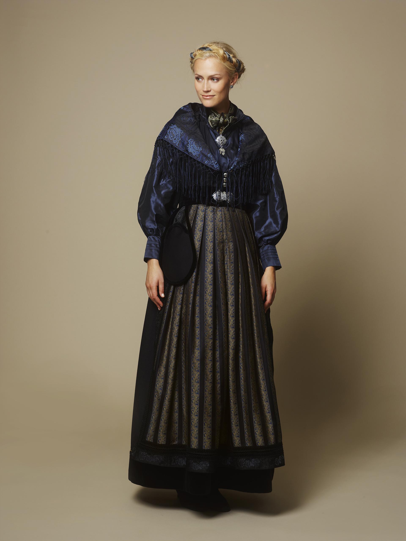 Oslobunad - jubileumsdrakten dame