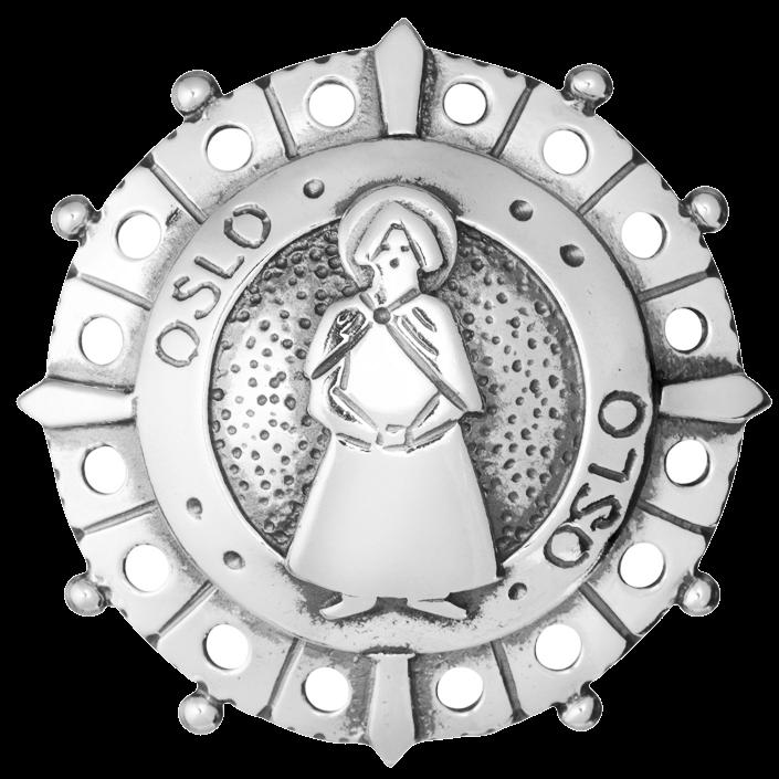 St. Hallvard Oslo smykke